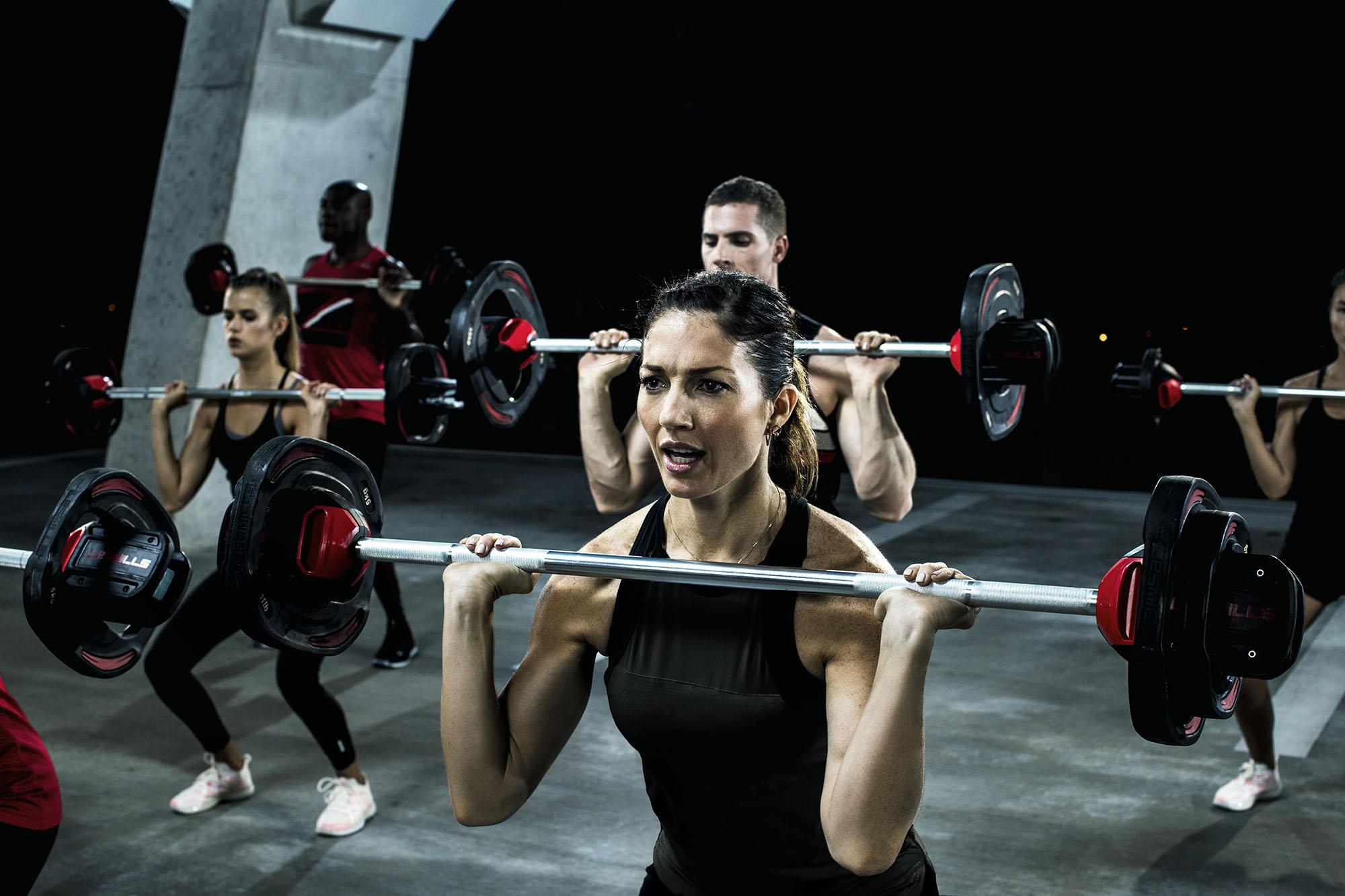 Chantoform La Sante Par Le Sport Salle De Musculation A Chantonnay